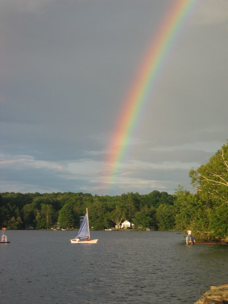 rainbowboat